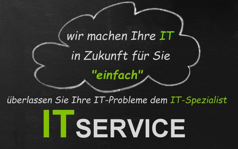 wir betreuen Ihre IT-Infrastruktur